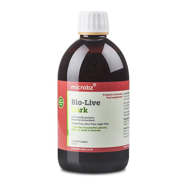 bebida probiotica natural para mejorar la digestión
