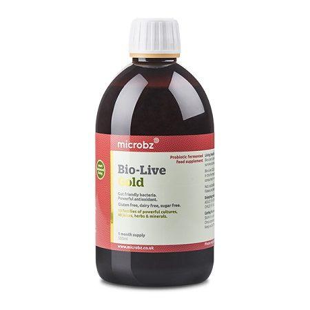 suplemento probiotico liquido