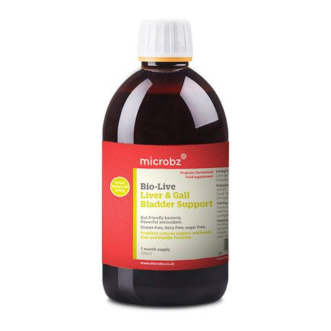 biolive liver gall, suplemento probiótico