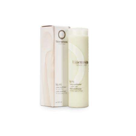 Acondicionador natural Bioemsan para el cuidado del cabelo