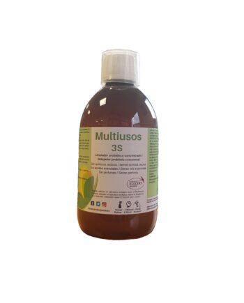 Multiusos 3S Concentrado natural y sin químicos